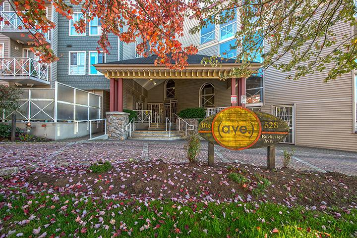 "Main Photo: 508 528 ROCHESTER Avenue in Coquitlam: Coquitlam West Condo for sale in ""THE AVE"" : MLS®# R2004958"