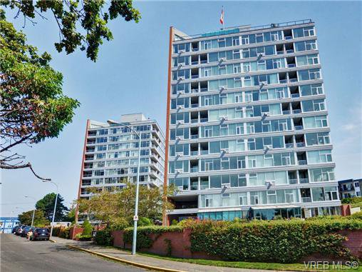 Main Photo: 806 325 Maitland St in VICTORIA: VW Victoria West Condo for sale (Victoria West)  : MLS®# 725350