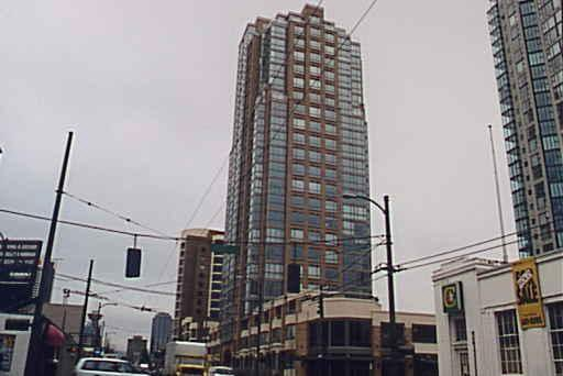 Main Photo: 1510 1188 RICHARDS STREET in : Yaletown Condo for sale : MLS®# V270374