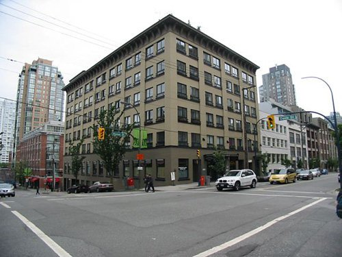 Main Photo: 503 1261 Homer Street in The Murchies Building: Yaletown Home for sale ()