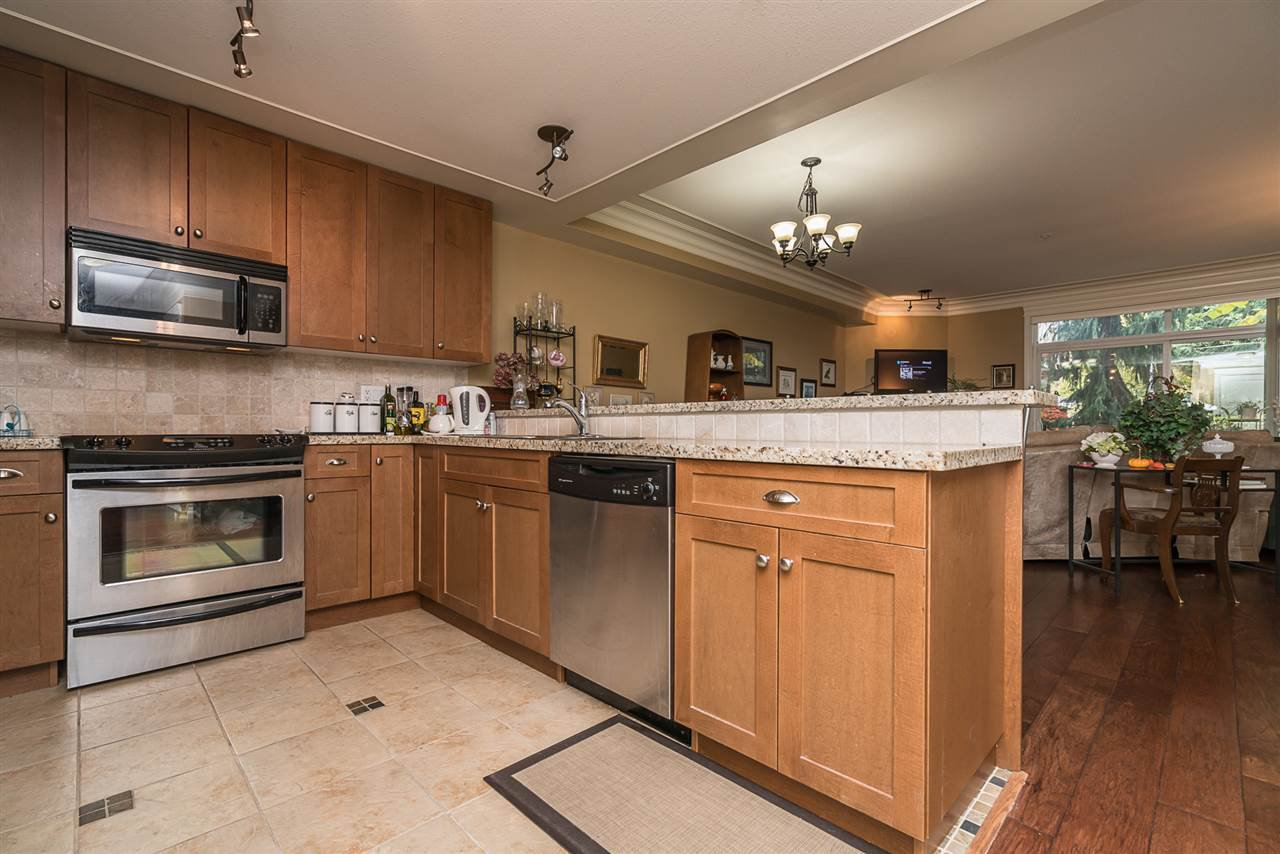 "Photo 7: Photos: 116 32729 GARIBALDI Drive in Abbotsford: Abbotsford West Condo for sale in ""GARABALDI LANE"" : MLS®# R2136141"
