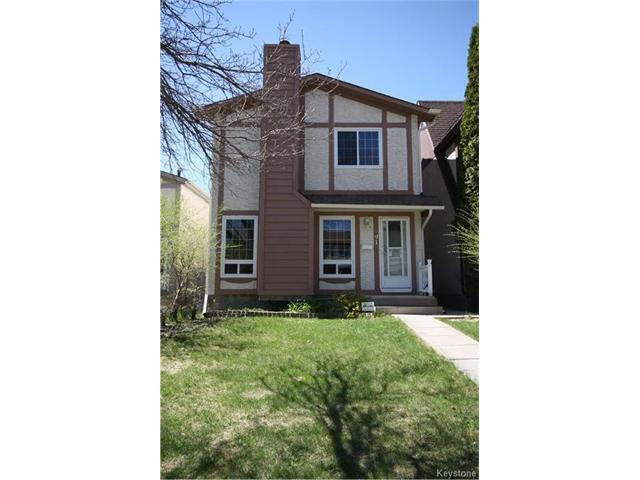 Main Photo: 91 Craglea Corner in Winnipeg: Canterbury Park Residential for sale (3M)  : MLS®# 1711328