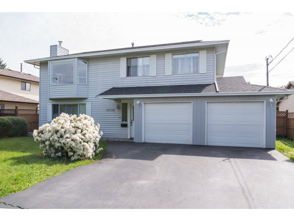Main Photo: 11722 203RD STREET in Maple Ridge: Southwest Maple Ridge House for sale : MLS®# R2165416