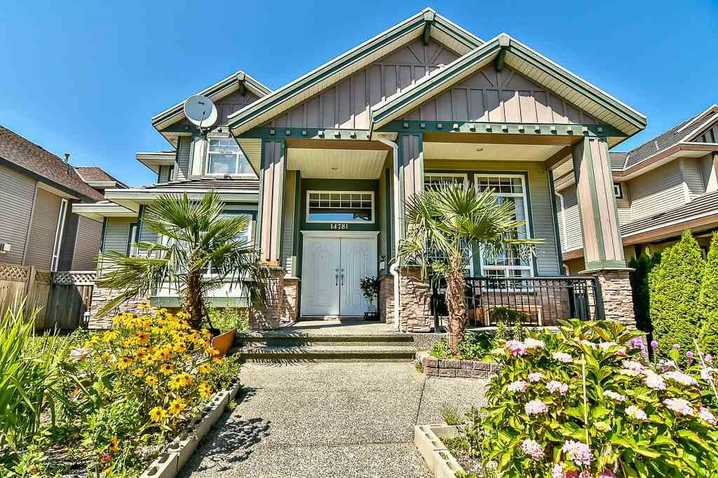 Main Photo: 14781 72 Avenue in Surrey: East Newton House for sale : MLS®# R2187742