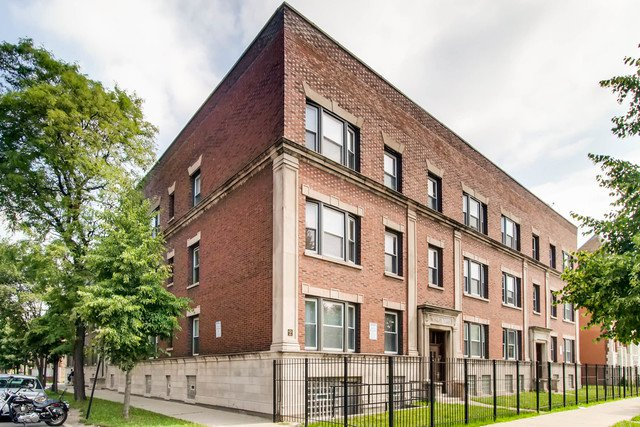 Main Photo: 4358 Washington Boulevard Unit 203 in CHICAGO: CHI - West Garfield Park Condo, Co-op, Townhome for sale ()  : MLS®# MRD09702969