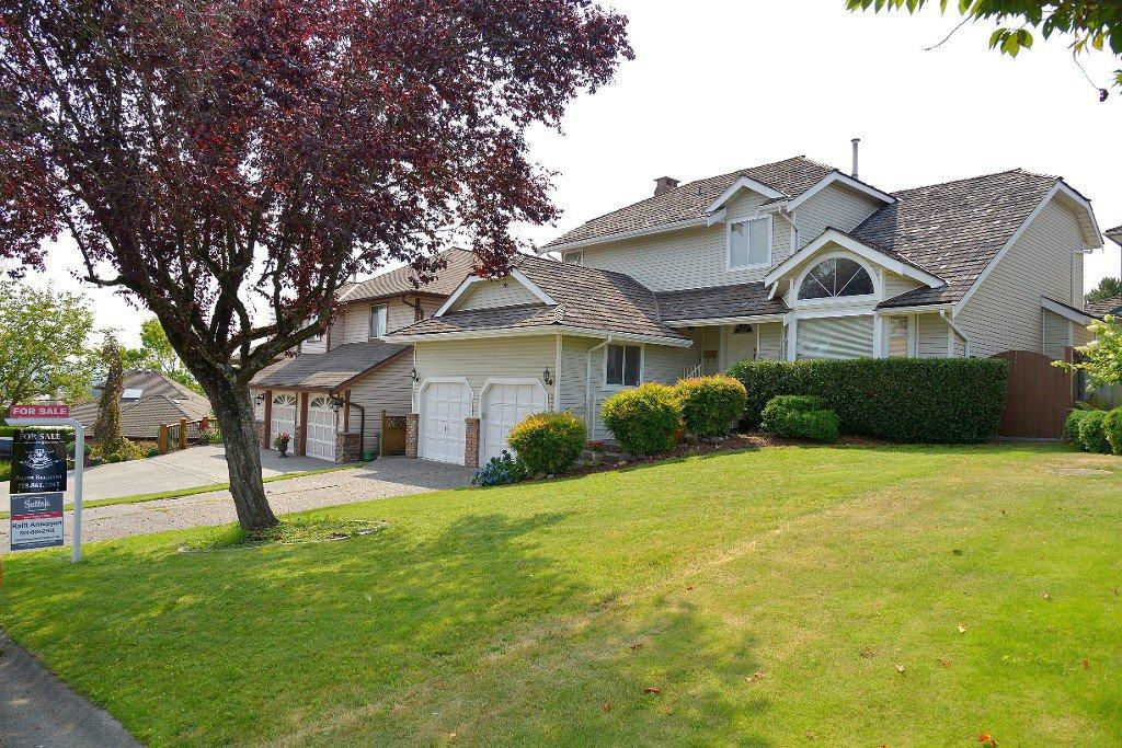Main Photo: 2344 KENSINGTON CRESCENT: House for sale : MLS®# V1136861