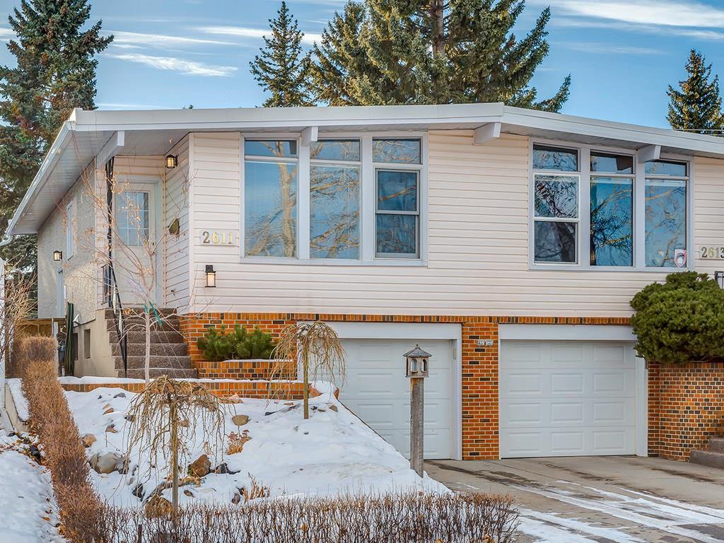 Main Photo: 2611 CANMORE RD NW in Calgary: Banff Trail House for sale : MLS®# C4146643