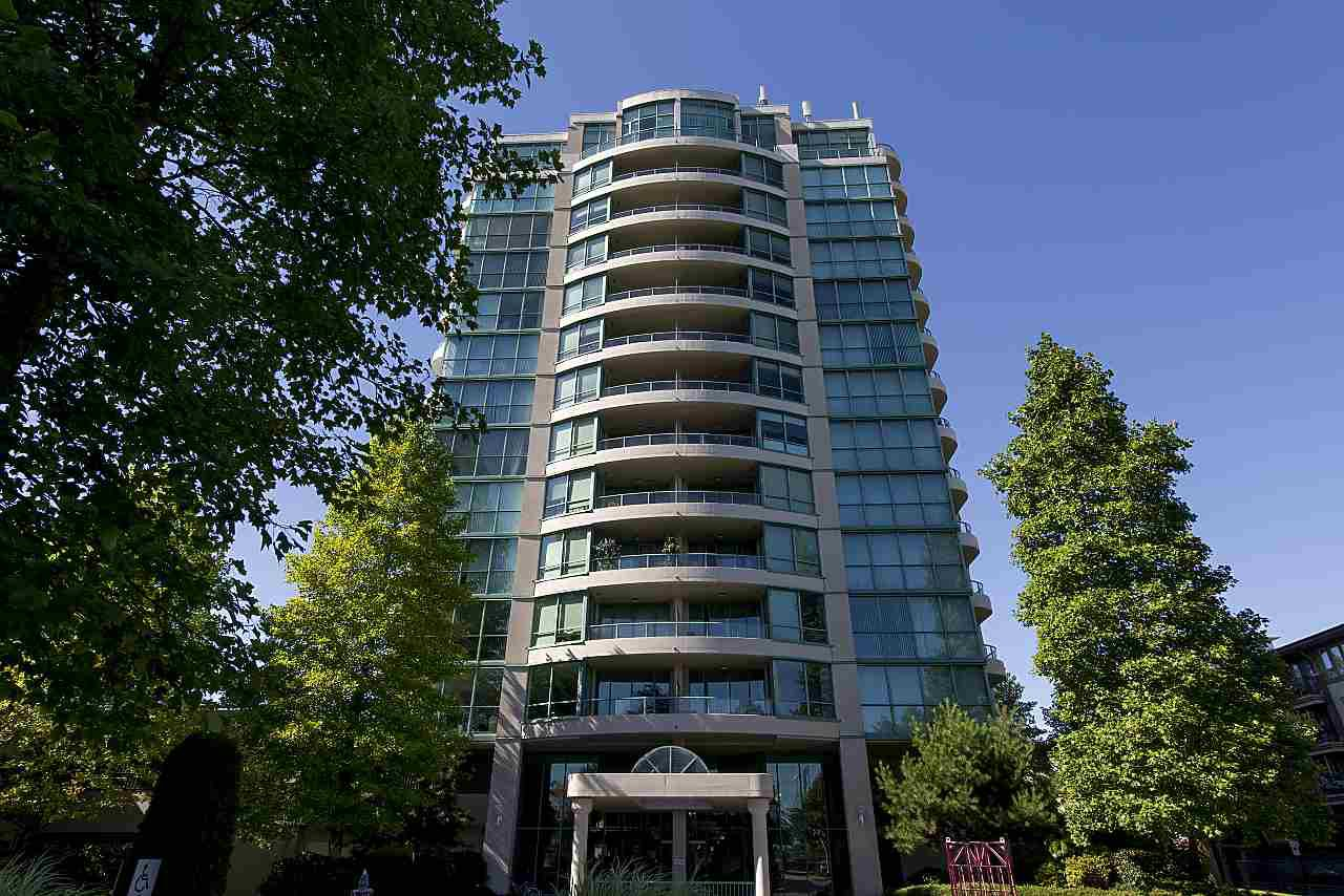 """Photo 1: Photos: 602 8871 LANSDOWNE Road in Richmond: Brighouse Condo for sale in """"Centre Pointe"""" : MLS®# R2254811"""