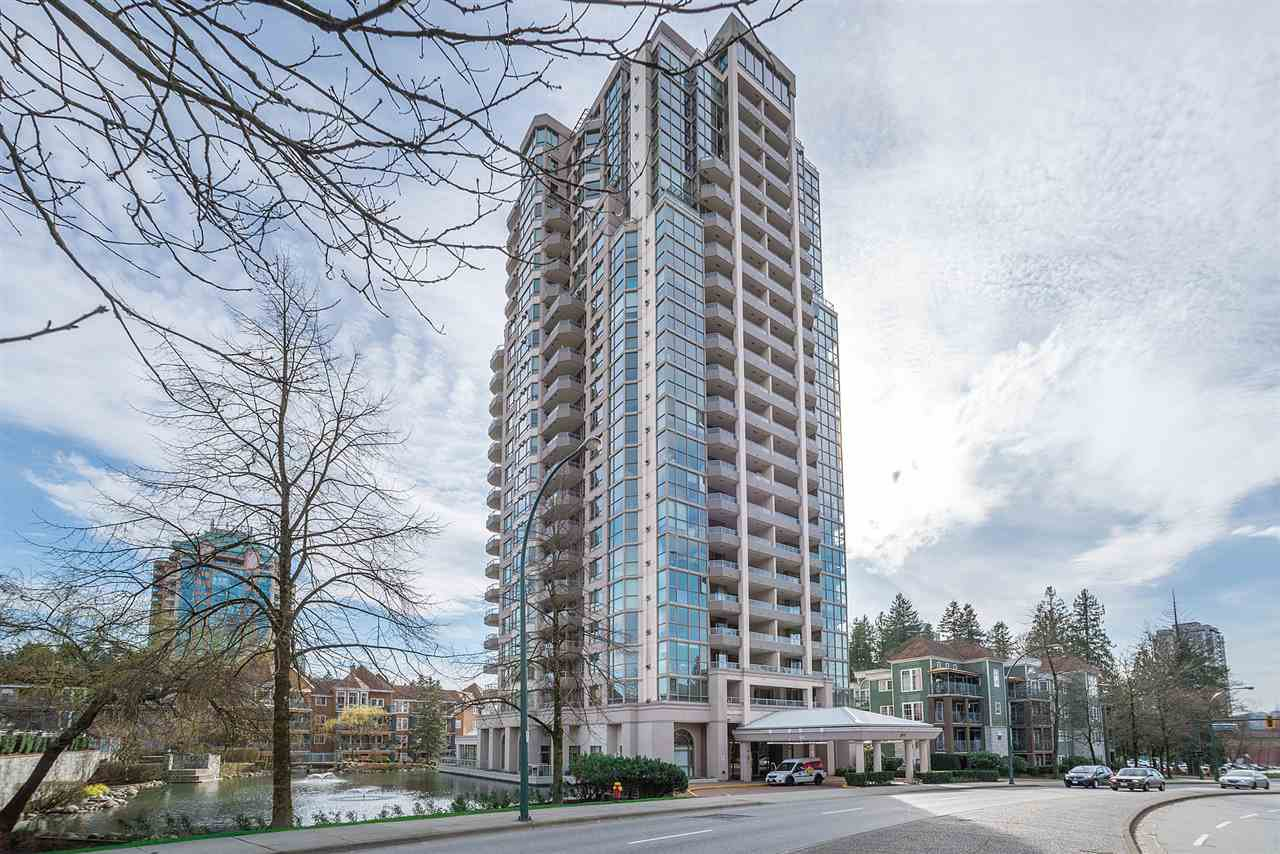 "Main Photo: 1202 3070 GUILDFORD Way in Coquitlam: North Coquitlam Condo for sale in ""Lakeside Terrace"" : MLS®# R2266113"