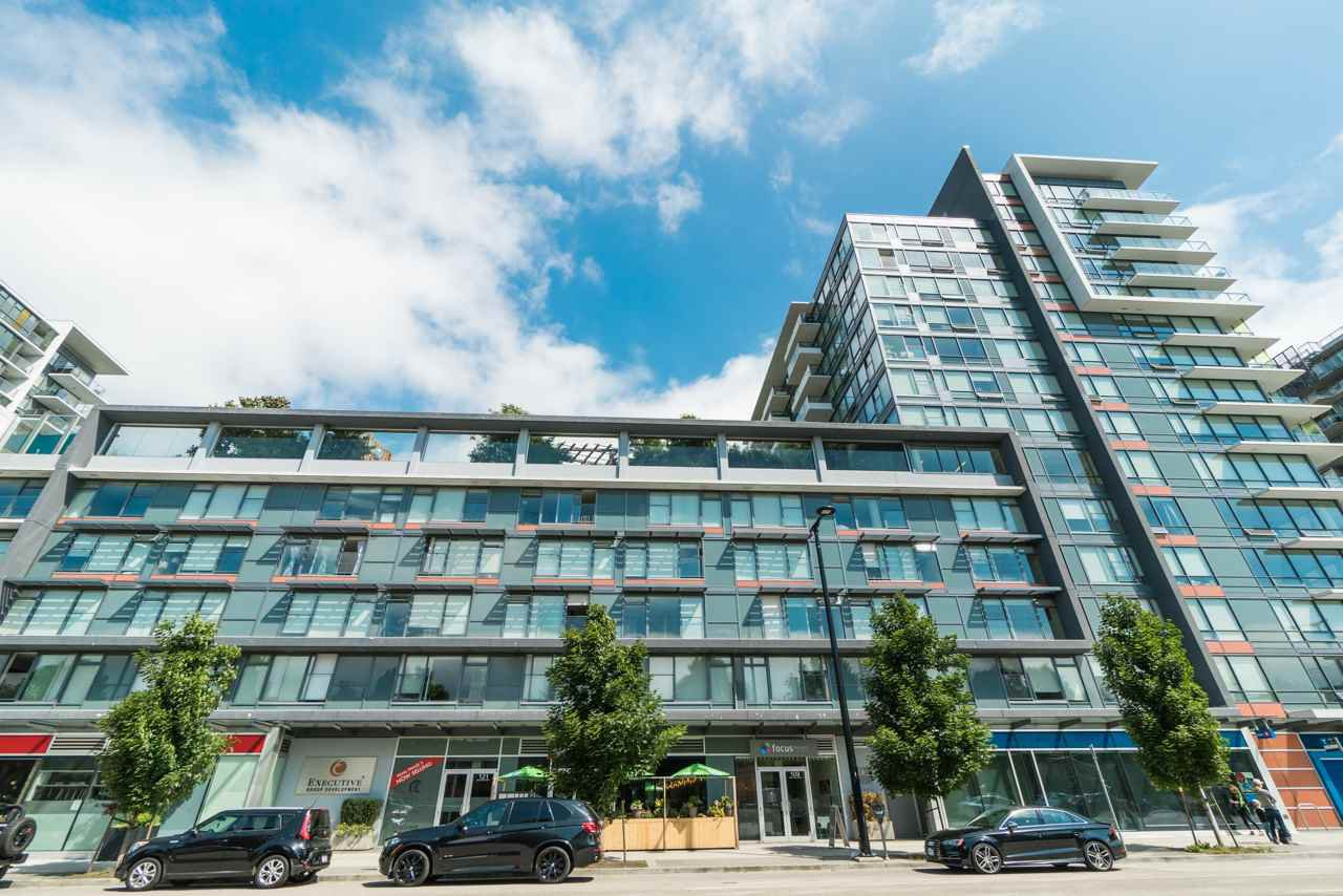 Main Photo: 909 1783 MANITOBA Street in Vancouver: False Creek Condo for sale (Vancouver West)  : MLS®# R2272130