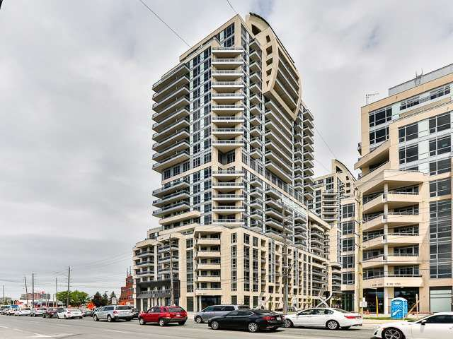 Main Photo: 1704 9205 Yonge Street in Richmond Hill: Langstaff House (Apartment) for lease : MLS®# N4150394