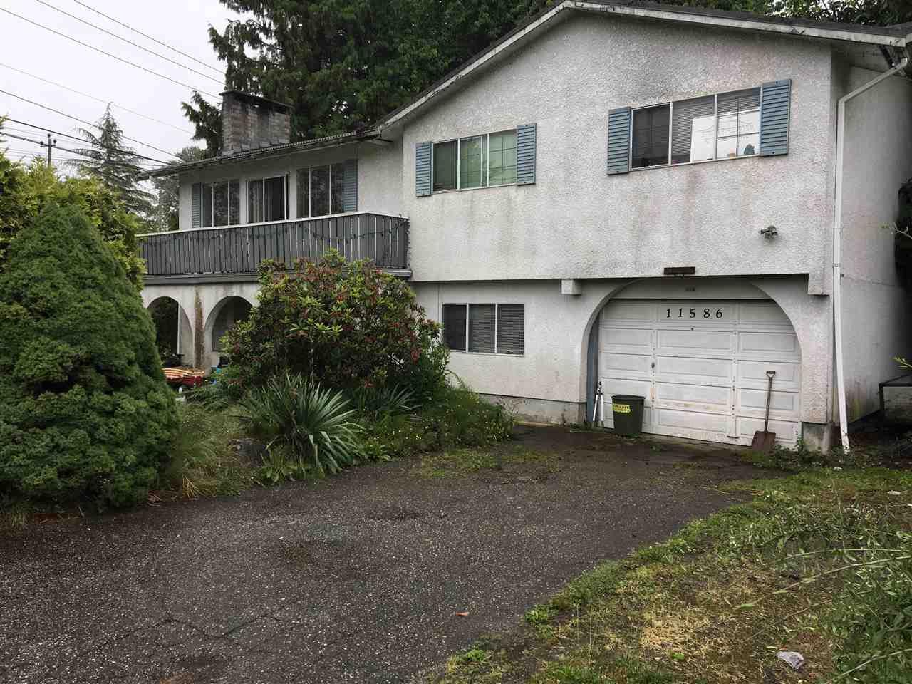 Main Photo: 11586 84B Avenue in Delta: Annieville House for sale (N. Delta)  : MLS®# R2279098
