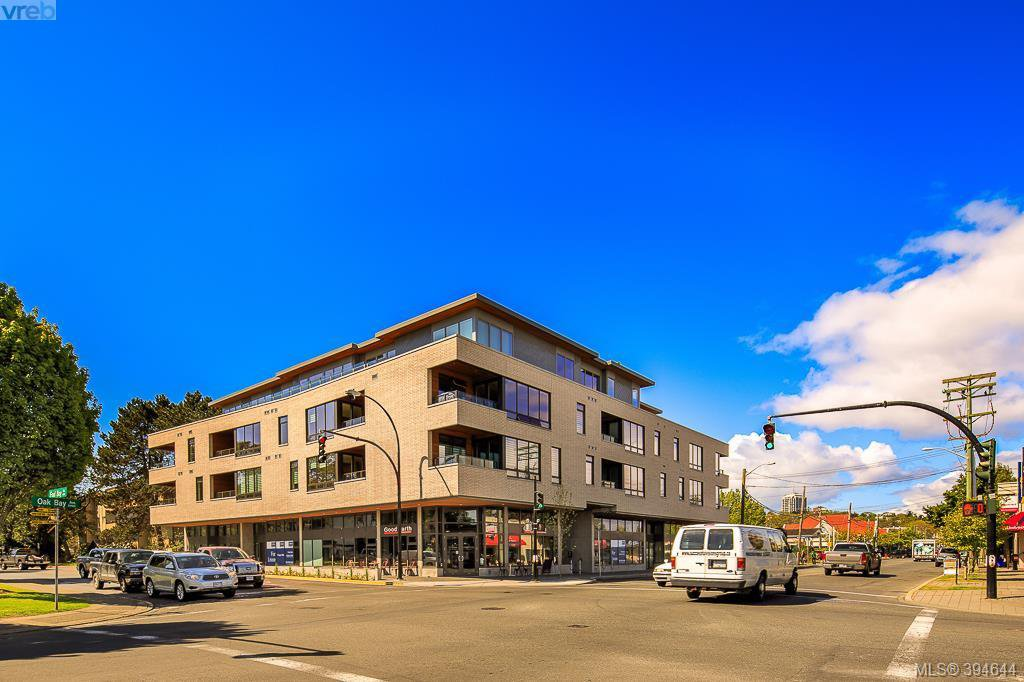 Main Photo: 204 1969 Oak Bay Avenue in VICTORIA: Vi Fairfield East Condo Apartment for sale (Victoria)  : MLS®# 394644