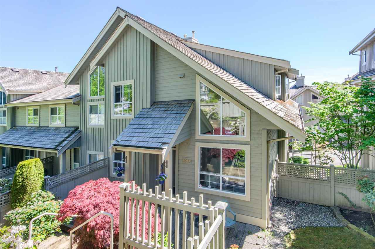 """Main Photo: 2920 PANORAMA Drive in Coquitlam: Westwood Plateau Townhouse for sale in """"SILVER OAK"""" : MLS®# R2291090"""