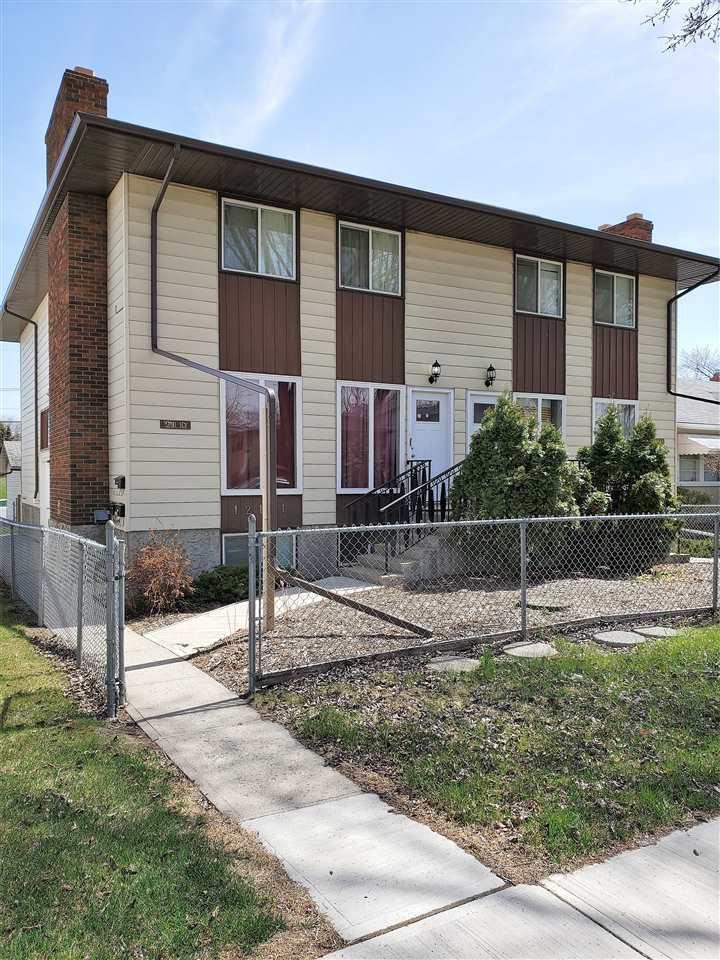 Main Photo: 12109 12111 101 Street in Edmonton: Zone 08 House Duplex for sale : MLS®# E4156706