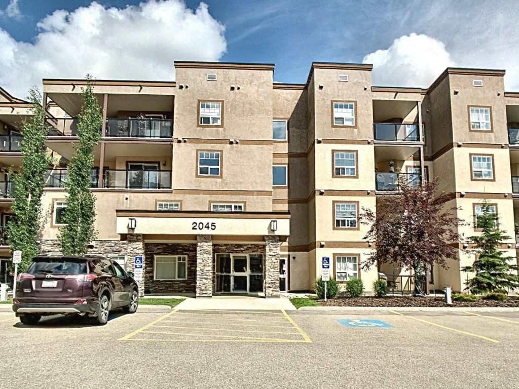 Main Photo: 105 2045 Grantham Court in Edmonton: Zone 58 Condo for sale : MLS®# E4166376