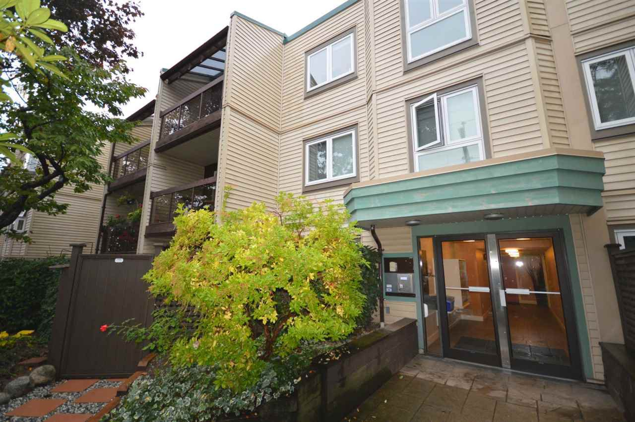 "Main Photo: 211 1429 E 4TH Avenue in Vancouver: Grandview Woodland Condo for sale in ""SANDCASTLE VILLA"" (Vancouver East)  : MLS®# R2411349"