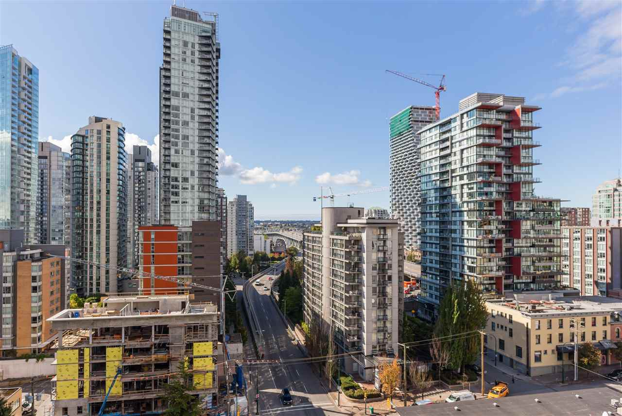 Main Photo: 802 1238 SEYMOUR STREET in : Downtown VW Condo for sale : MLS®# R2315463