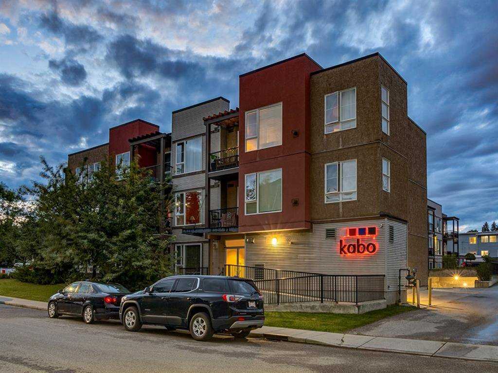 Main Photo: 314 3600 15A Street SW in Calgary: Altadore Apartment for sale : MLS®# A1015711