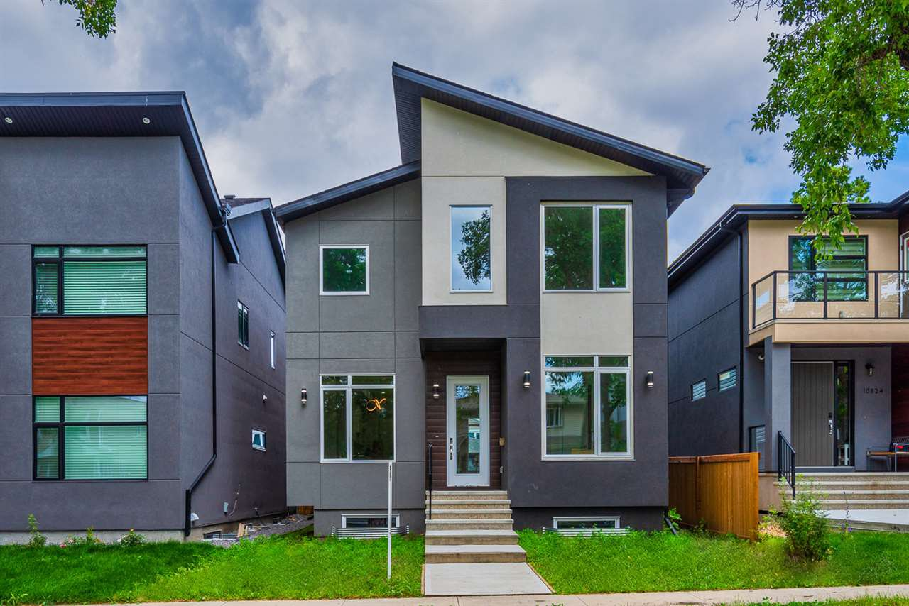 Main Photo: 10828 75 Avenue in Edmonton: Zone 15 House for sale : MLS®# E4208791