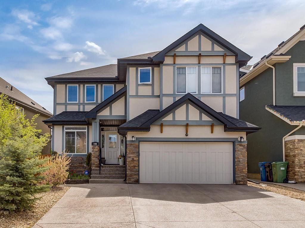Main Photo: 166 CRANARCH Circle SE in Calgary: Cranston Detached for sale : MLS®# A1020349