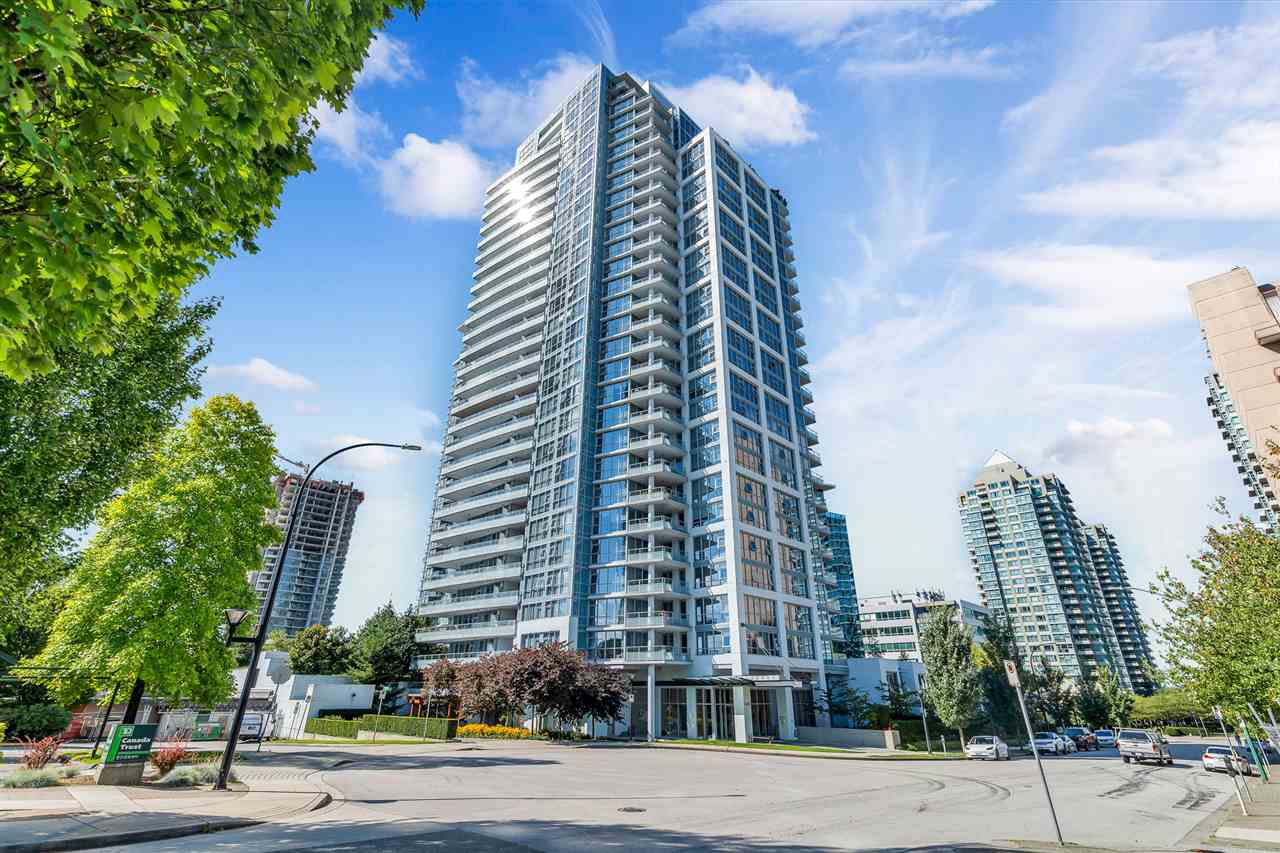 "Main Photo: 605 4400 BUCHANAN Street in Burnaby: Brentwood Park Condo for sale in ""MOTIF"" (Burnaby North)  : MLS®# R2488505"