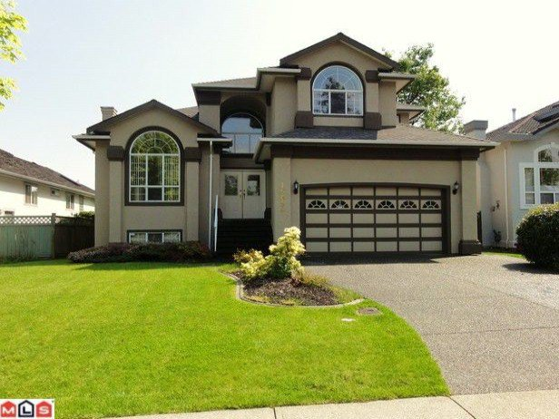 Main Photo: 16856 103A Avenue in Surrey: Fraser Heights House for sale (North Surrey)  : MLS®# F1114007