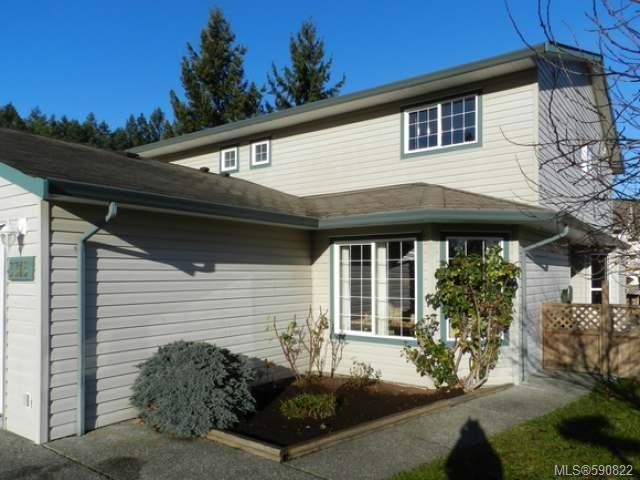 Main Photo: 3315 RENITA Ridge in DUNCAN: Z3 Duncan Half Duplex for sale (Zone 3 - Duncan)  : MLS®# 590822