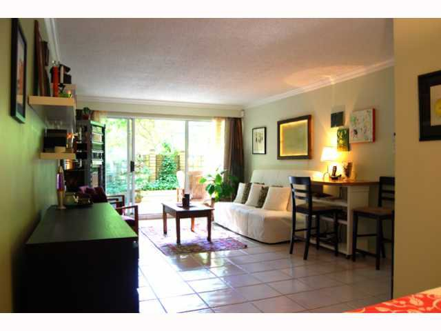 Main Photo: 103 1412 W 14TH Avenue in Vancouver: Fairview VW Condo for sale (Vancouver West)  : MLS®# V793000