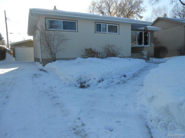 Main Photo: 4 Venus Bay in WINNIPEG: Manitoba Other Residential for sale : MLS®# 1326543