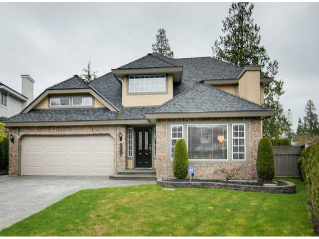 "Main Photo: 13416 14TH Avenue in Surrey: Crescent Bch Ocean Pk. House for sale in ""MARINE TERRACE"" (South Surrey White Rock)  : MLS®# F1406776"