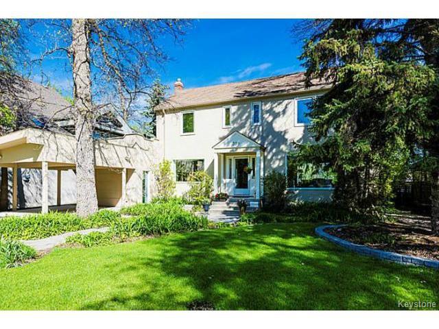 Main Photo: 359 Kingston Crescent in WINNIPEG: St Vital Residential for sale (South East Winnipeg)  : MLS®# 1513221