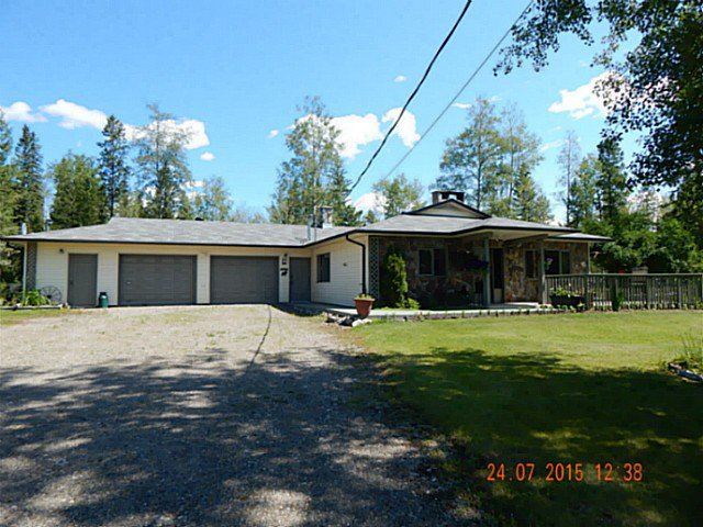 Main Photo: 10920 MAURAEN Drive in Prince George: Beaverley House for sale (PG Rural West (Zone 77))  : MLS®# N246233