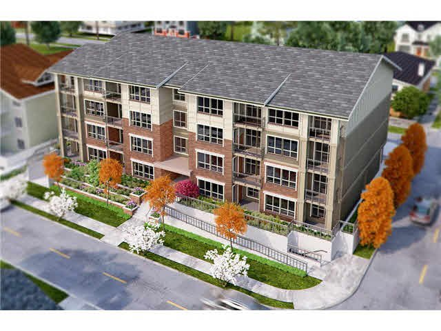 """Main Photo: 401 2288 WELCHER Avenue in Port Coquitlam: Central Pt Coquitlam Condo for sale in """"AMANTI ON WELCHER"""" : MLS®# R2011577"""