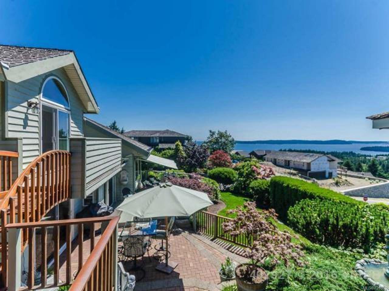 Main Photo: 3688 Glen Oaks Dr in NANAIMO: Na Hammond Bay House for sale (Nanaimo)  : MLS®# 720800