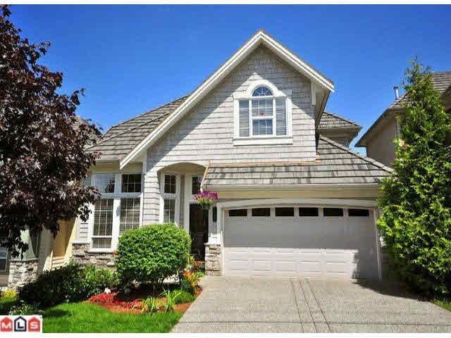 Main Photo: 15353 36TH AVENUE in : Morgan Creek House for sale : MLS®# F1023883