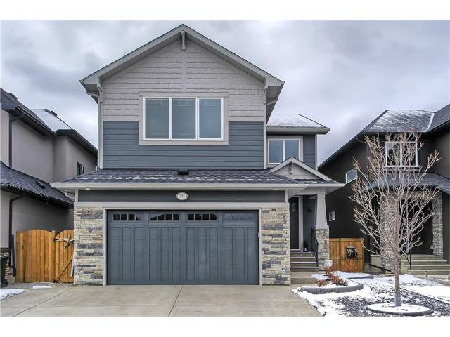 Main Photo: 291 ASPEN ACRES Manor SW in Calgary: Aspen Woods House for sale : MLS®# C4108083