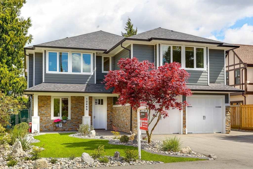 Main Photo: 12466 208 Street in Maple Ridge: Northwest Maple Ridge House for sale : MLS®# R2163839