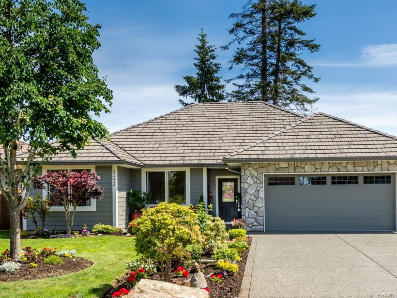 Main Photo: 2342 Suffolk Cres in COURTENAY: CV Crown Isle House for sale (Comox Valley)  : MLS®# 761309
