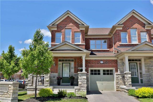 Main Photo: 61 Hanson Crescent in Milton: Scott House (2-Storey) for sale : MLS®# W3846164