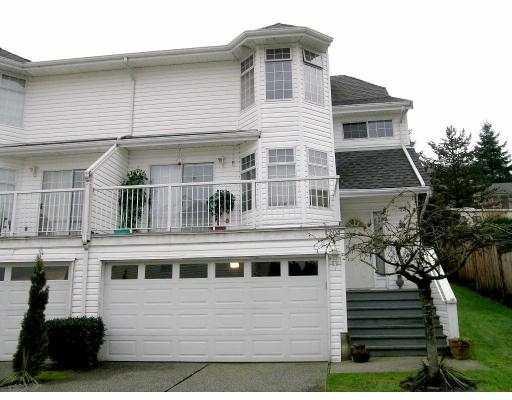 Main Photo: 1180 FALCON Drive in Coquitlam: Eagle Ridge CQ Townhouse for sale : MLS®# V627451