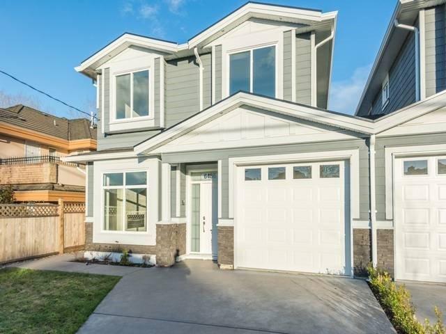 Main Photo: 6486 BRANTFORD Avenue in Burnaby: Upper Deer Lake House 1/2 Duplex for sale (Burnaby South)  : MLS®# R2187635