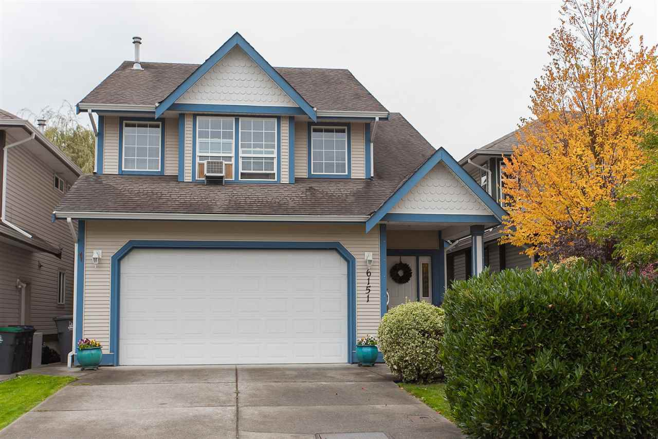 Main Photo: 6151 195 Street in Surrey: Cloverdale BC House for sale (Cloverdale)  : MLS®# R2214889