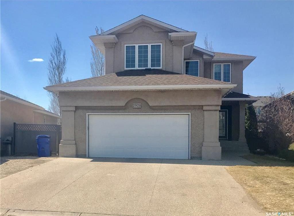 Main Photo: 2928 Ascot Road in Regina: Windsor Park Residential for sale : MLS®# SK716049