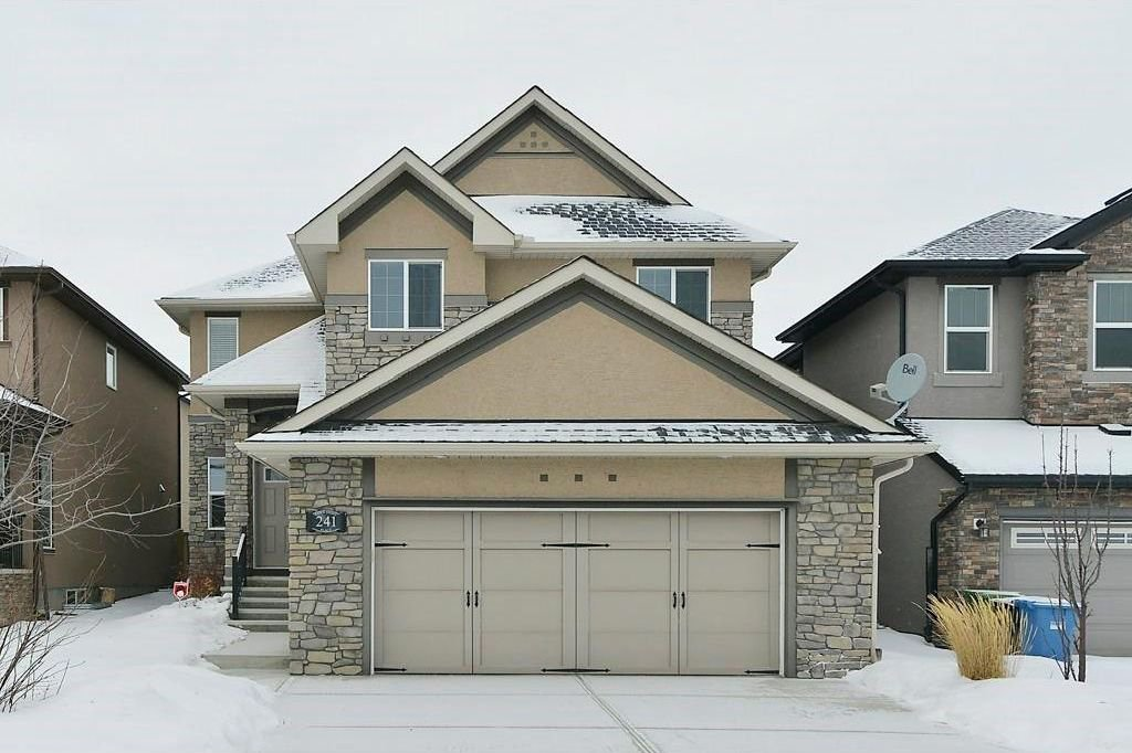 Main Photo: 241 ASPEN STONE PL SW in Calgary: Aspen Woods House for sale : MLS®# C4163587