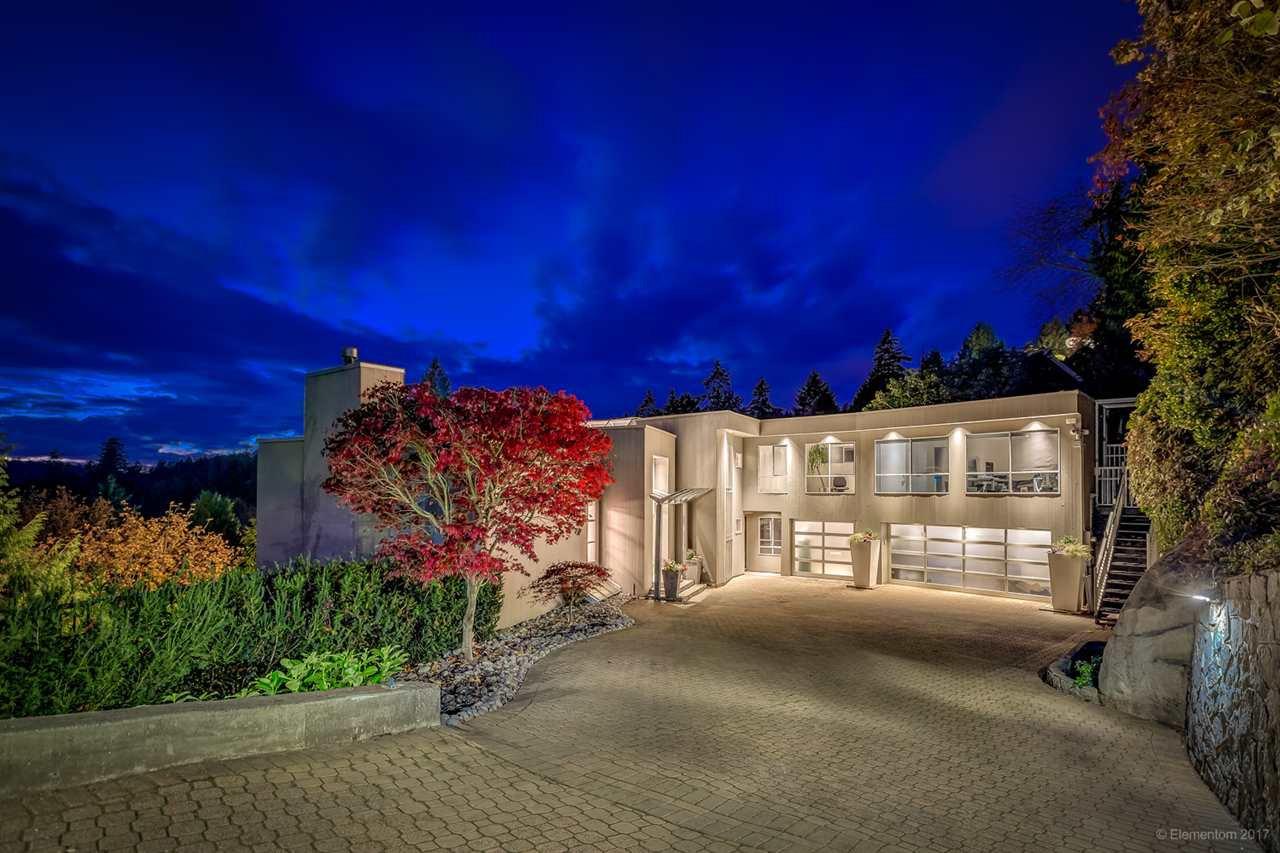 Main Photo: 4345 ROCKRIDGE ROAD in West Vancouver: Rockridge House for sale : MLS®# R2221844