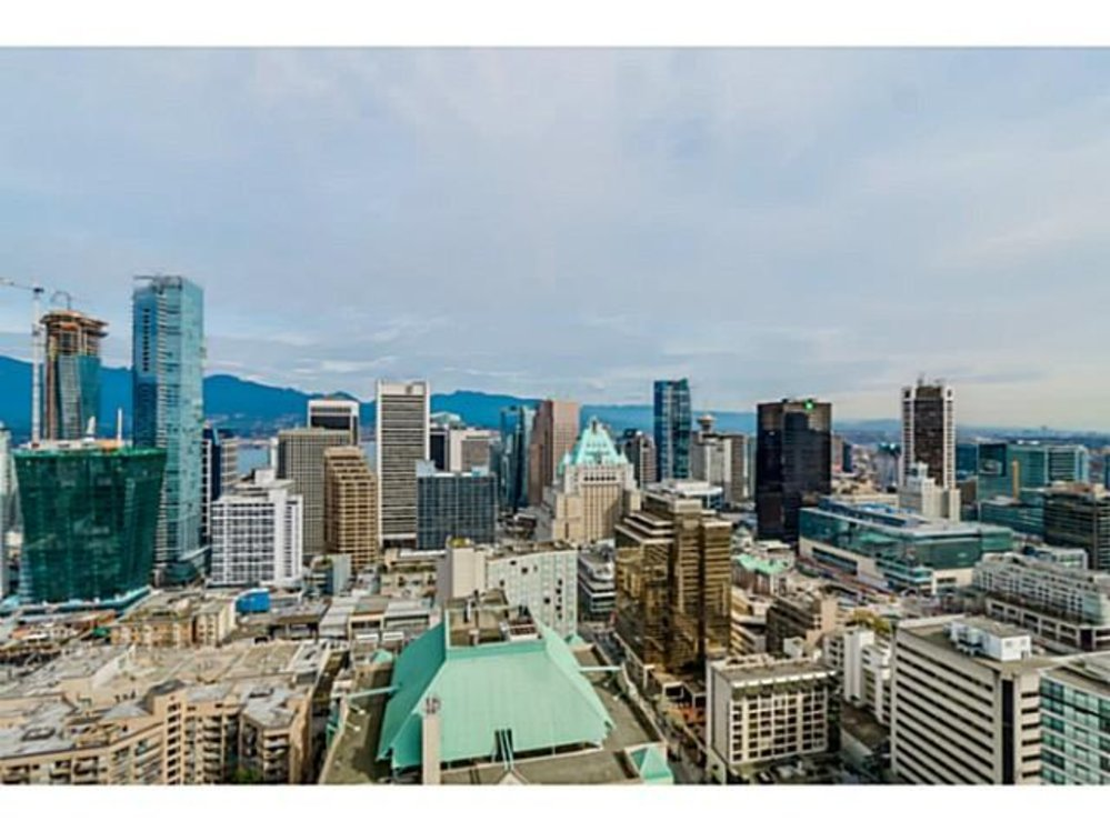 Main Photo: 3507 1028 Barclay Street in Vancouver: West End VW Condo for sale (Vancouver West)  : MLS®# V1119754