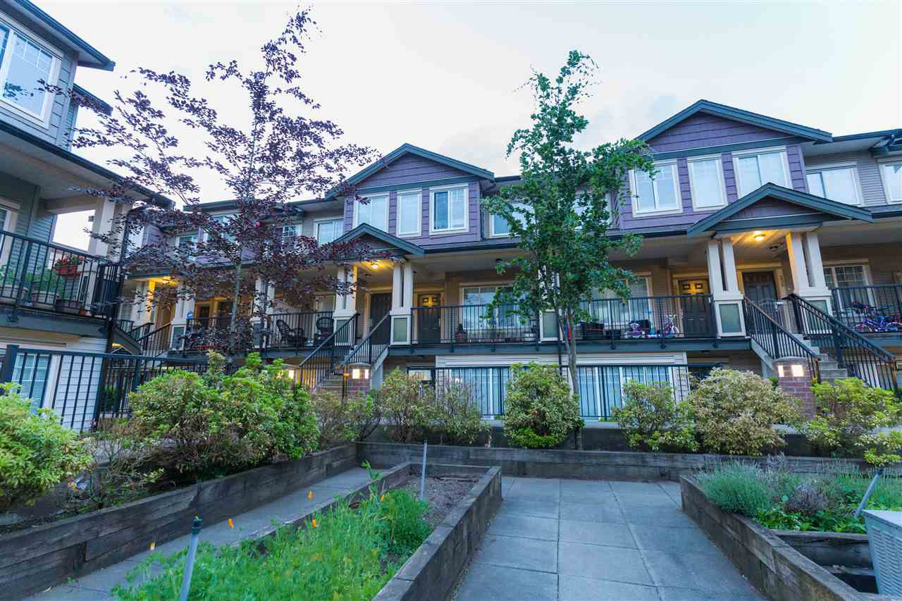 "Main Photo: 133 13958 108 Avenue in Surrey: Whalley Townhouse for sale in ""AURA"" (North Surrey)  : MLS®# R2273283"