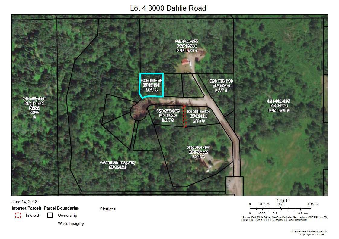"Main Photo: 4 3000 DAHLIE Road in Smithers: Smithers - Rural Land for sale in ""Mountain Gateway Estates"" (Smithers And Area (Zone 54))  : MLS®# R2280252"