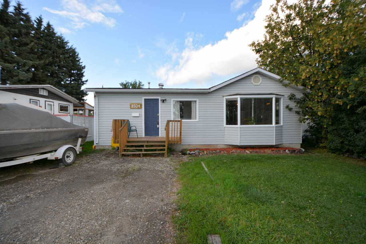 Main Photo: 8504 94 Avenue in Fort St. John: Fort St. John - City SE House for sale (Fort St. John (Zone 60))  : MLS®# R2301614